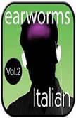 Rapid Italian, Vol. 2, Earworms Learning