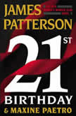 21st Birthday, James Patterson