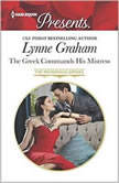 The Greek Commands His Mistress, Lynne Graham