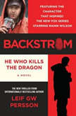 Backstrom: He Who Kills the Dragon, Leif GW Persson