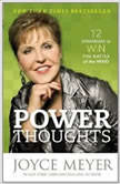Power Thoughts How to Renew Your Mind With God's Word, Joyce Meyer