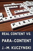 Real Content vs. Para-content, J.-M. Kuczynski