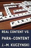 Real Content vs. Para-content, J.-M. Kuczynski