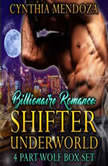 Billionaire Romance Shifter Underworld 4 Part Wolf Box Set Wolf Shifter Shapeshifter Romance Paranormal Romance