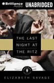The Last Night at the Ritz, Elizabeth Savage