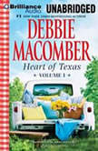 Heart of Texas, Volume 1 Lonesome Cowboy and Texas Two-Step, Debbie Macomber