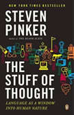 The Stuff of Thought Language as a Window into Human Nature, Steven Pinker