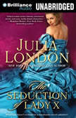 The Seduction of Lady X, Julia London