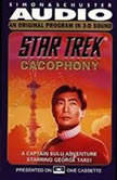 Star Trek: Cacophony A Captain Sulu Adventure, J.j. Molloy