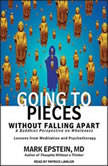 Going to Pieces without Falling Apart A Buddhist Perspective on Wholeness, MD Epstein