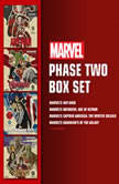 Marvel's Phase Two Box Set Marvel's Ant-Man; Marvel's Avengers: Age of Ultron; Marvel's Captain America: The Winter Soldier; Marvel's Guardians of the Galaxy, Marvel Press
