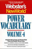 Webster's New World Power Vocabulary, Volume 4, Elizabeth Morse-cluley