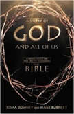 "A Story of God and All of Us A Novel Based on the Epic TV Miniseries ""The Bible"", Roma Downey"