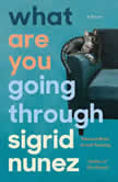 What Are You Going Through A Novel, Sigrid Nunez