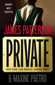 Private Booktrack Edition, James Patterson