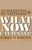 What Now, Lieutenant?, Robert O. Babcock