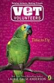 Time to Fly #10, Laurie Halse Anderson