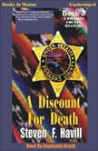 A Discount For Death, Steven F. Havill