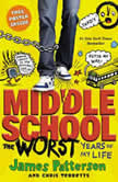 Middle School, The Worst Years of My Life - Booktrack Edition, Chris Tebbetts