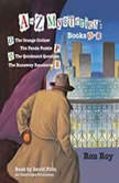 A to Z Mysteries: Books O-R, Ron Roy