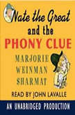 Nate the Great and the Phony Clue, Marjorie Weinman Sharmat