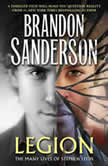 Legion: The Many Lives of Stephen Leeds, Brandon Sanderson