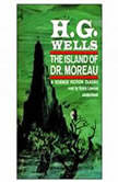 The Island of Dr. Moreau, H. G. Wells