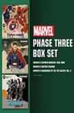 Marvel's Phase Three Box Set Marvel's Captain America: Civil War; Marvel's Doctor Strange; Marvel's Guardians of the Galaxy, Vol. 2, Marvel Press
