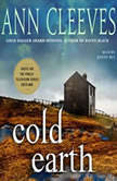 Cold Earth A Shetland Mystery, Ann Cleeves