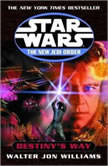 Star Wars: The New Jedi Order: Destiny's Way, Walter Jon Williams