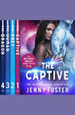 Betania Breed Series, The: Books 1-4 A SciFi Alien Romance Collection, Jenny Foster