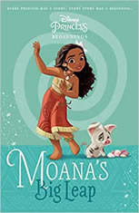 Disney Princess Beginnings: Moana, Suzanne Francis