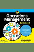 Operations Management For Dummies, Dr. Edward Anderson