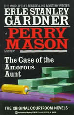 The Case of the Amorous Aunt, Erle Stanley Gardner