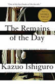 The Remains of the Day, Kazuo Ishiguro