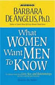 What Women Want Men to Know, Barbara DeAngelis