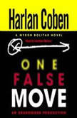 One False Move A Myron Bolitar Novel, Harlan Coben