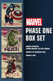 Marvel's Phase One Box Set Marvel's Captain America: The First Avenger; Marvel's The Incredible Hulk; Marvel's Thor, Marvel Press
