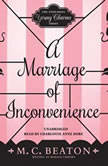 A Marriage of Inconvenience, M. C. Beaton writing as Marion Chesney