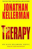 Therapy An Alex Delaware Novel, Jonathan Kellerman