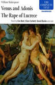 Venus & Adonis, The Rape of Lucrece, William Shakespeare