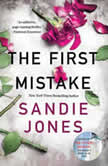 The First Mistake, Sandie Jones