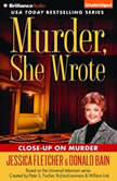 Murder, She Wrote: Close-Up on Murder, Jessica Fletcher