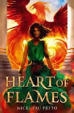 Heart of Flames, Nicki Pau Preto