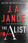 The A List, J.A. Jance