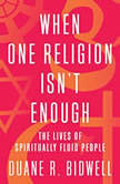 When One Religion Isn't Enough The Lives of Spiritually Fluid People, Duane R. Bidwell