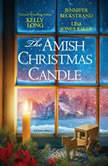 Amish Christmas Candle The