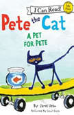 Pete the Cat: A Pet for Pete, James Dean