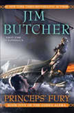 Princeps' Fury Book Five of the Codex Alera, Jim Butcher