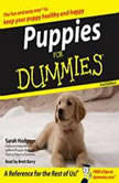 Puppies For Dummies, Sarah Hodgson